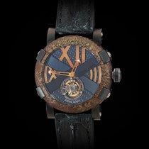 Romain Jerome T-Oxy III Ultimate Tourbillon Titanic-DNA Rusted...