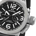 TW Steel CS4 Canteen Leather Chronograph 50mm 10ATM