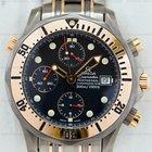 Omega Seamaster Chronograph Titanium / 18K Rose Gold