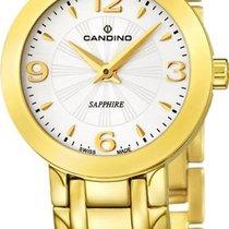 Candino Ladies Classic C4501/1 Damenarmbanduhr Klassisch schlicht