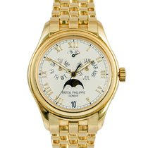 Patek Philippe 18k Yellow Gold Annual Calendar, Ref: 5036/J