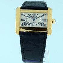 Cartier Divan Men's W6300556 Pre-owned