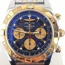 Breitling Chronomat 44 Full Gold / Steel [ FULLSET B&P ...