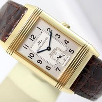 Jaeger-LeCoultre REVERSO GRANDE TAILLE 18K YELLOW GOLD 270.1.62