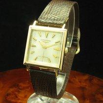 Longines 18kt 750 Gold Handaufzug Unisexuhr Von Ca. 1962 /...