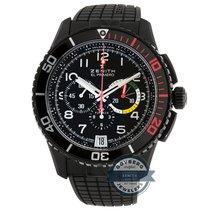 Zenith El Primero Stratos Flyback Chronograph Limited Edition...