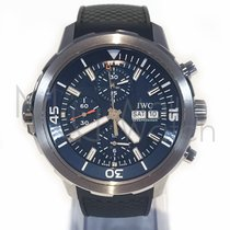 "IWC Aquatimer Chronograph Edition ""expedition Jacques Yves..."