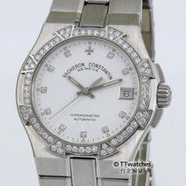 江诗丹顿 (Vacheron Constantin) Overseas Automatic Mens Diamond...