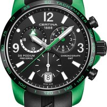 Certina DS Podium GMT Aluminium C001.639.97.057.03 Herrenchron...