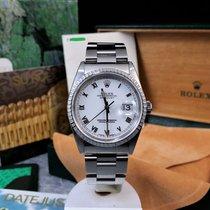 Rolex Datejust 16220 / 1995 / Near Mint / Box & Papers