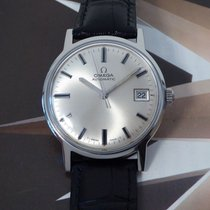 Omega Automatic With Quickset Date Wristwatch
