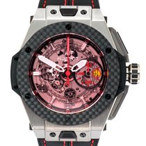 Hublot Big Bang Unico Ferrari Flyback Chronograph LE Automatic...