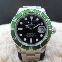 勞力士 (Rolex) SUBMARINER 16610LV Green Bezel