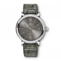 IWC Portofino grey Automatic 37mm IW458104