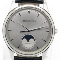 Jaeger-LeCoultre Master Ultra Thin Moonphase Steel Watch...