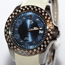 Tudor Prince Date Stahl Uhr Ref.79420P Papiere Box 2010 NEU