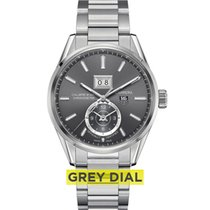 TAG Heuer CALIBRE 8 BIG DATE GMT  41 MM - ANTHRACITE DIAL,...