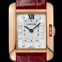 Cartier- Tank Anglaise Extragroßes Modell, Ref. WJTA0006