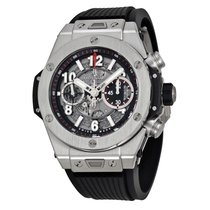 Hublot Big Bang Unico Titanium Automatic Skeletal Dial...