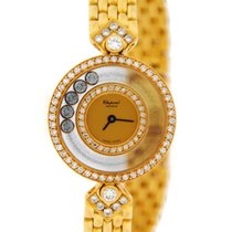 Chopard Happy Diamonds 18K Yellow Gold