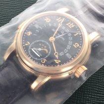Patek Philippe Rose Gold Perpetual Retrograde Minute Repeater...