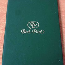 Paul Picot vintage warranty watch or chronograph  papers...