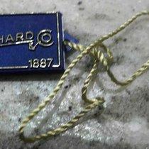 Eberhard & Co. vintage tag blu plastic
