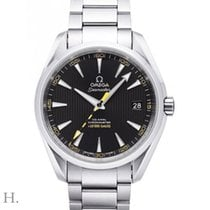 Omega Seamaster Aqua Terra Chronometer 15.000 Gauss