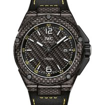 IWC Ingenieur Automatic Carbon Performance in Black Carbon Fiber