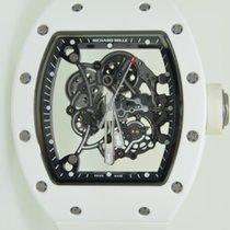 Richard Mille RM 055 Bubba Watson White,Unworn ,Full Set