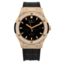 Hublot Classic Fusion King Gold Automatic 42mm