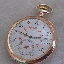 Zenith vintage silver 24h original dial in very good condition