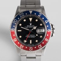 "Rolex GMT-Master Transitional  ""Box & Papers"""