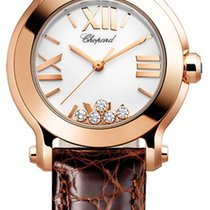 Chopard Happy Sport Round Quartz 30mm 274189-5010