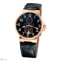 Ulysse Nardin Maxi Marine Chronometer 18k Yellow Gold Men`s Watch