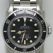 Rolex 5512 Submariner 4 Lines Very Good Condition Dial