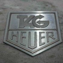 TAG Heuer vintage targa stand dealer display very nice  and rare