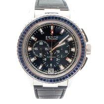 Zenith Primero Stratos Flyback Watch Ref. 45-2062-405
