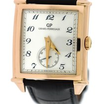 Girard Perregaux Vintage 1945 XXL Small Seconds 18K Rose Gold