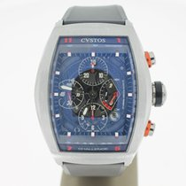 Cvstos Challenge F430 LIMITED EDITION (BOX2009) 42MM Black Dial