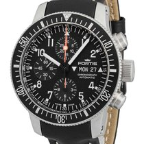 Fortis Official Cosmonauts Chronograph 638.10.11 L.01