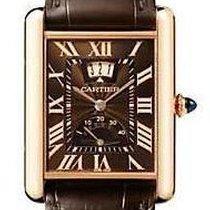 Cartier W1560002 Tank Louis Cartier - Large Date - Rose Gold...
