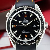 Omega 2900.51.82 Seamaster Planet Ocean SS / Rubber 45.5mm...