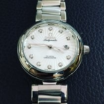 Omega De Ville Ladymatic Co-Axial 34 mm stainless steel