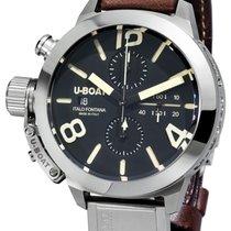 U-Boat Classico Tungsteno Cas1 Automatic Chronograph Black...