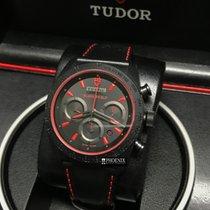 帝陀 (Tudor) Black Shield 4200CR Leather