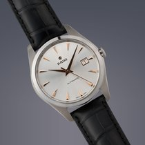 Rado Hyperchrome L stainless steel and ceramic automatic watch
