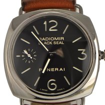 Panerai Radiomir Black Seal Watch PAM 183