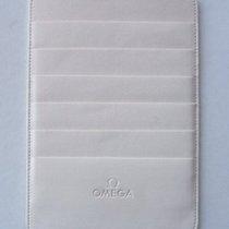 Omega Porta garanzia / Wallet in pelle