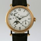 Patek Philippe Power Reserve Moon Phase Rose Gold